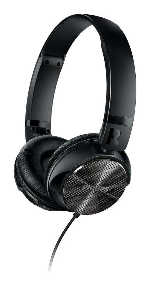 Philips On Ear Kopfhörer »SHL3850NC/00« in schwarz