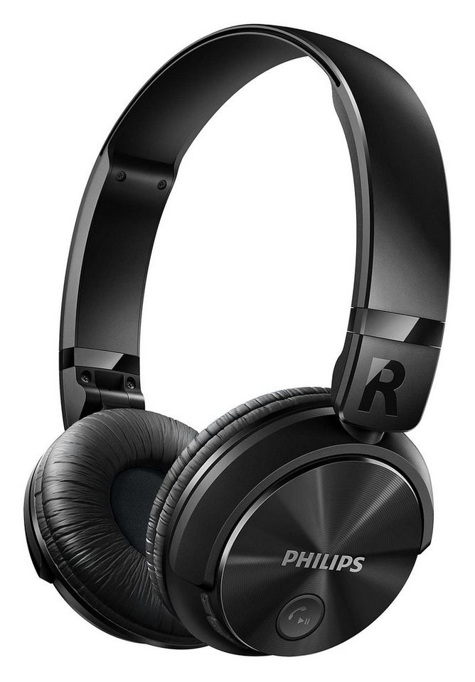 Philips On Ear Bluetooth-Kopfhörer »SHB3060/00« in schwarz