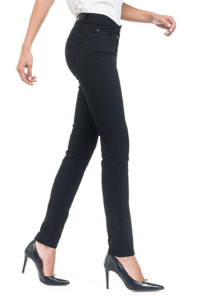 salsa jeans Jean »Push Up/ Wonder« in Black
