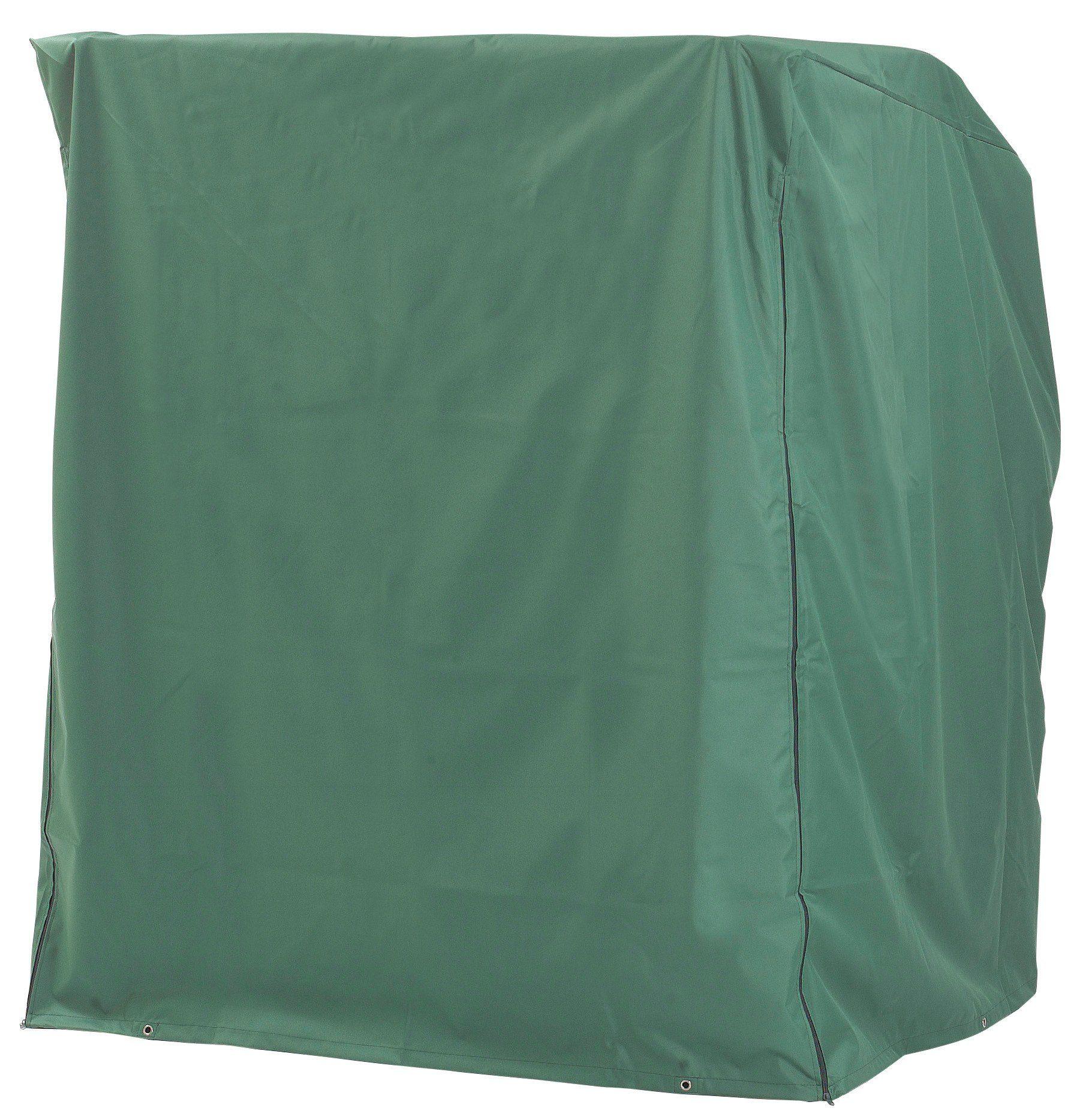 Strandkorb Schutzhülle für 2-Sitzer, Grün