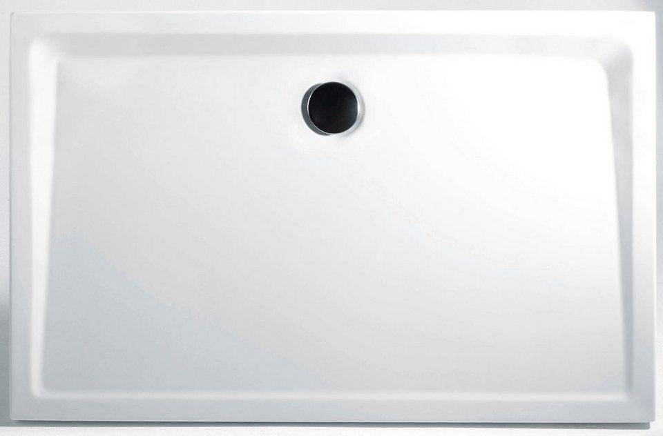 Rechteckduschwanne »Extraflach«, 90/120 cm