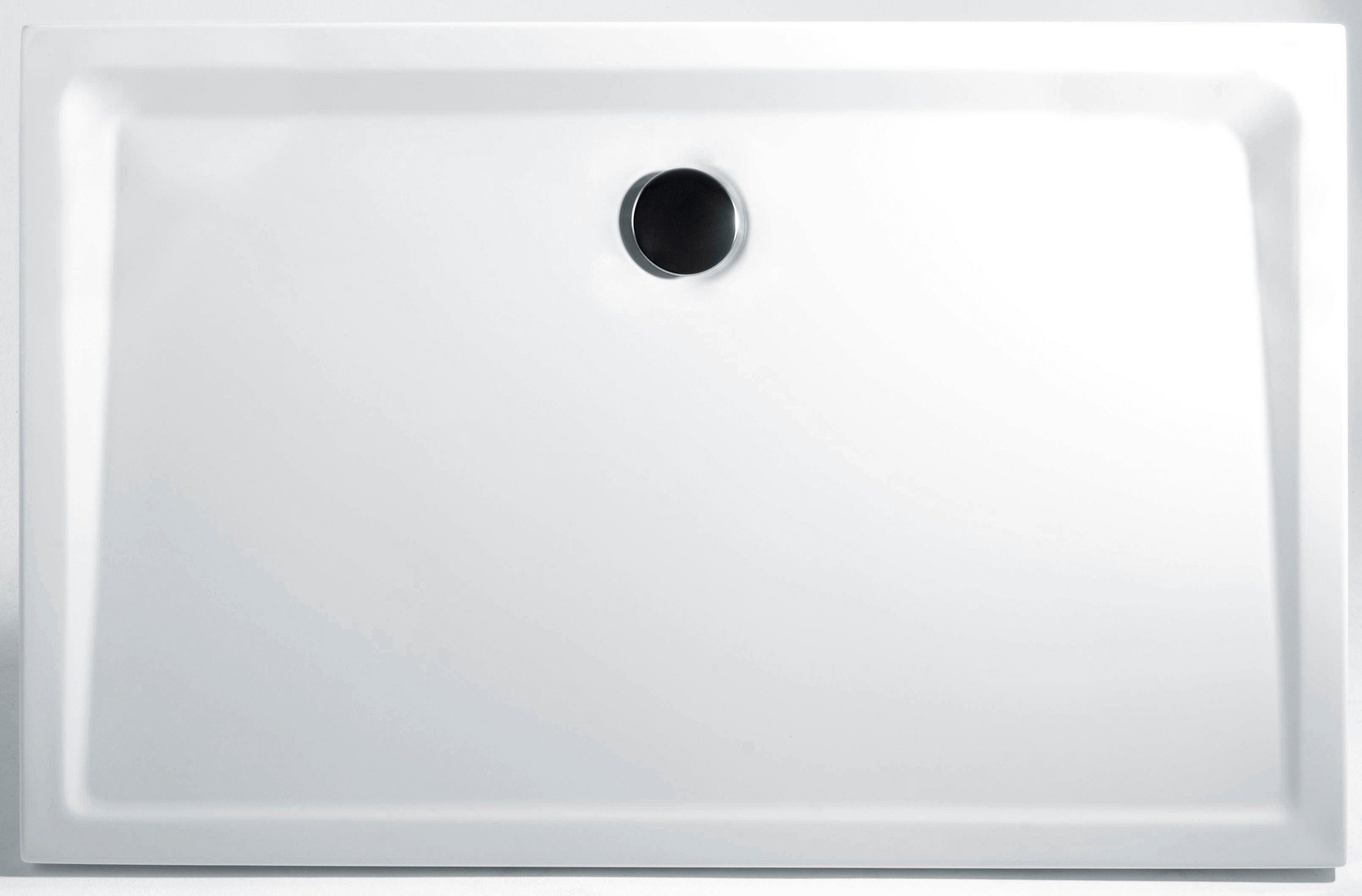 Schulte Rechteckduschwanne »Extraflach«, 90/120 cm