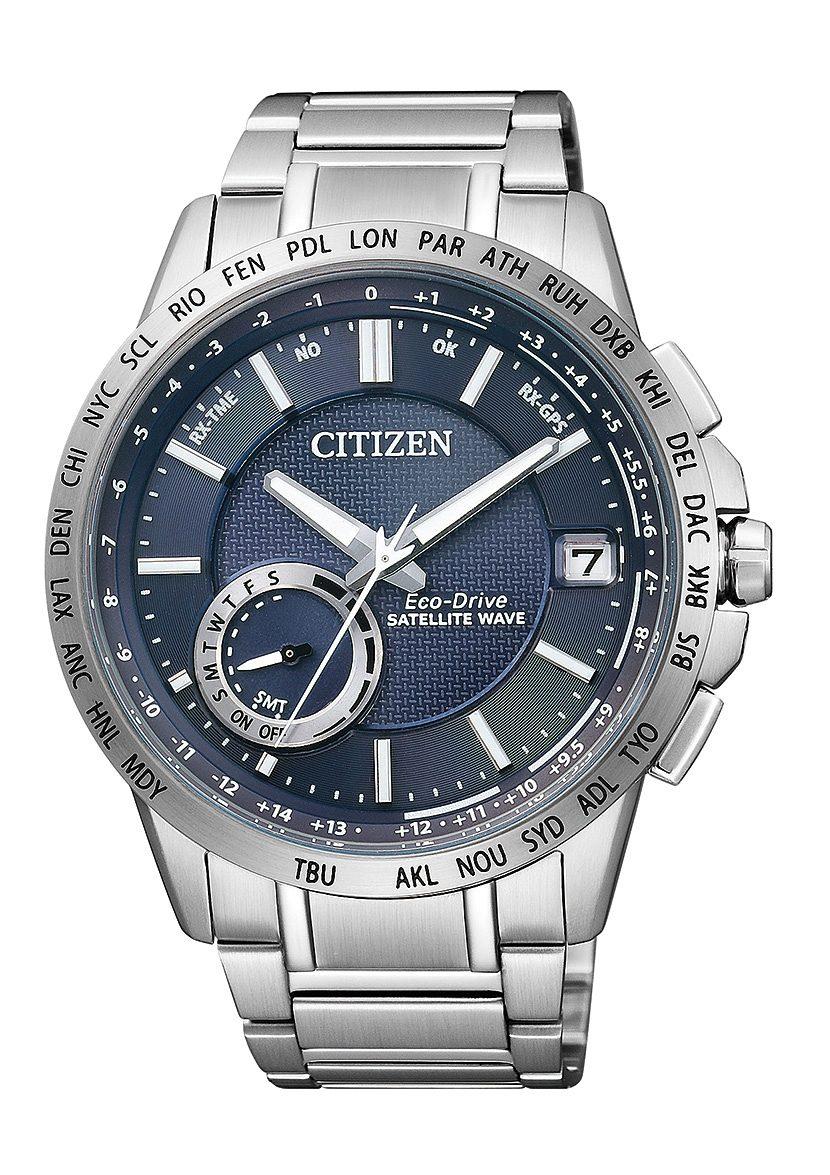Citizen Solaruhr »CC3000-54L« mit Satellite Timekeeping System