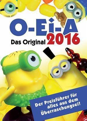 Broschiertes Buch »O-Ei-A 2016 - Das Original - Der Preisführer...«