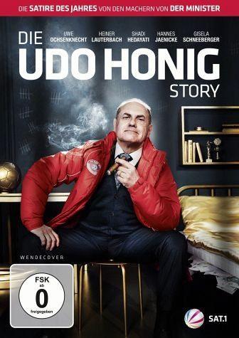 DVD »Die Udo Honig Story«