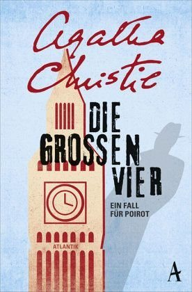 Broschiertes Buch »Die großen Vier / Ein Fall für Hercule Poirot...«