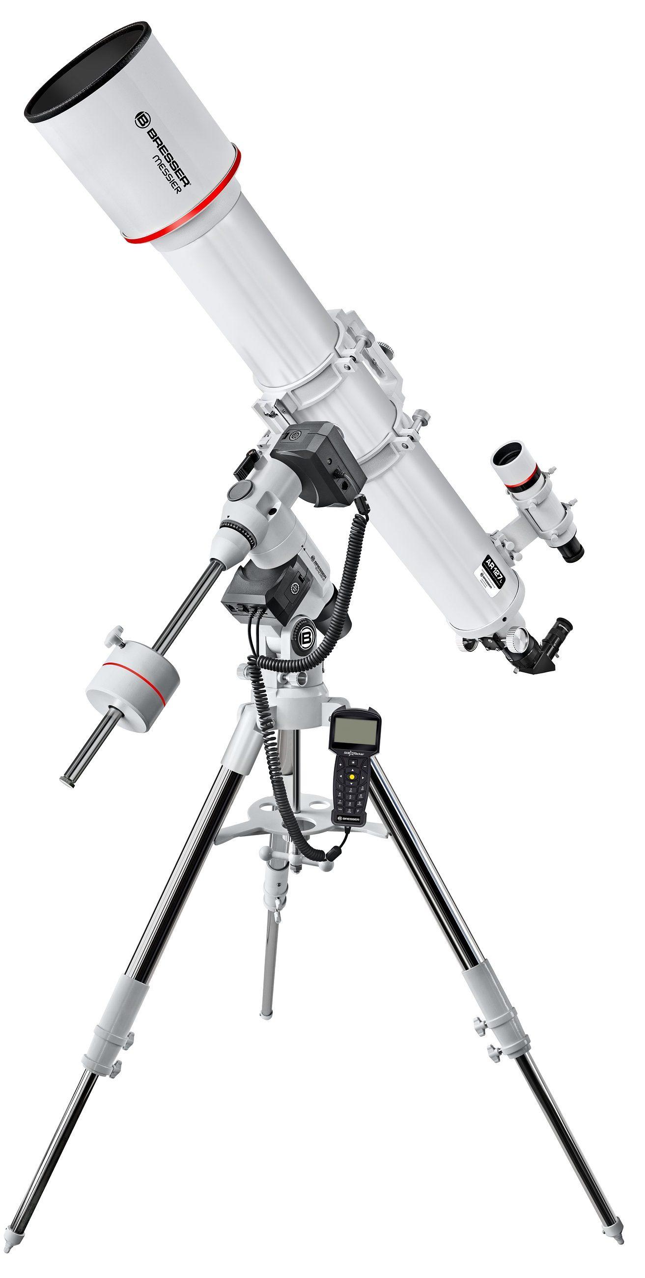 BRESSER Teleskop »Bresser Messier Refraktor AR-127L/1200 EXOS-2 GoTo«