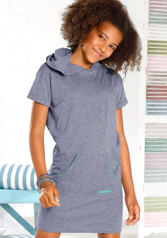 Bench Sleepshirt in jeans meliert