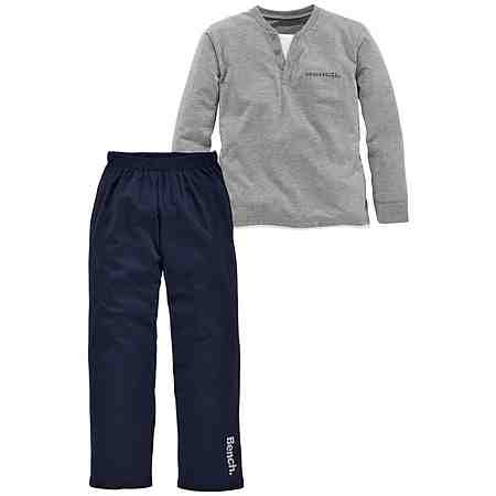 Bench langer Baumwoll- Pyjama