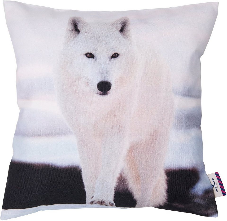 kissenh lle tom tailor arctic wolf 1 st ck otto. Black Bedroom Furniture Sets. Home Design Ideas