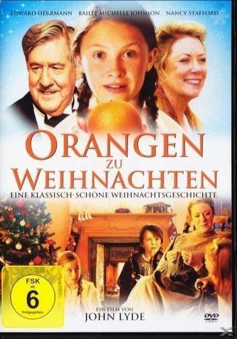 DVD »Orangen zu Weihnachten - Eine klassisch-schöne...«