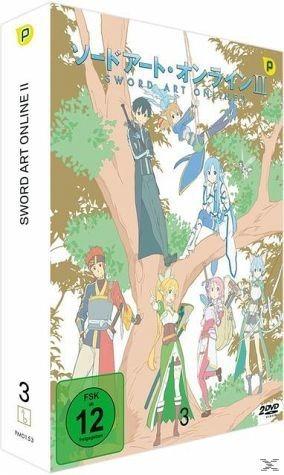 DVD »Sword Art Online 2.3 (2 Discs)«