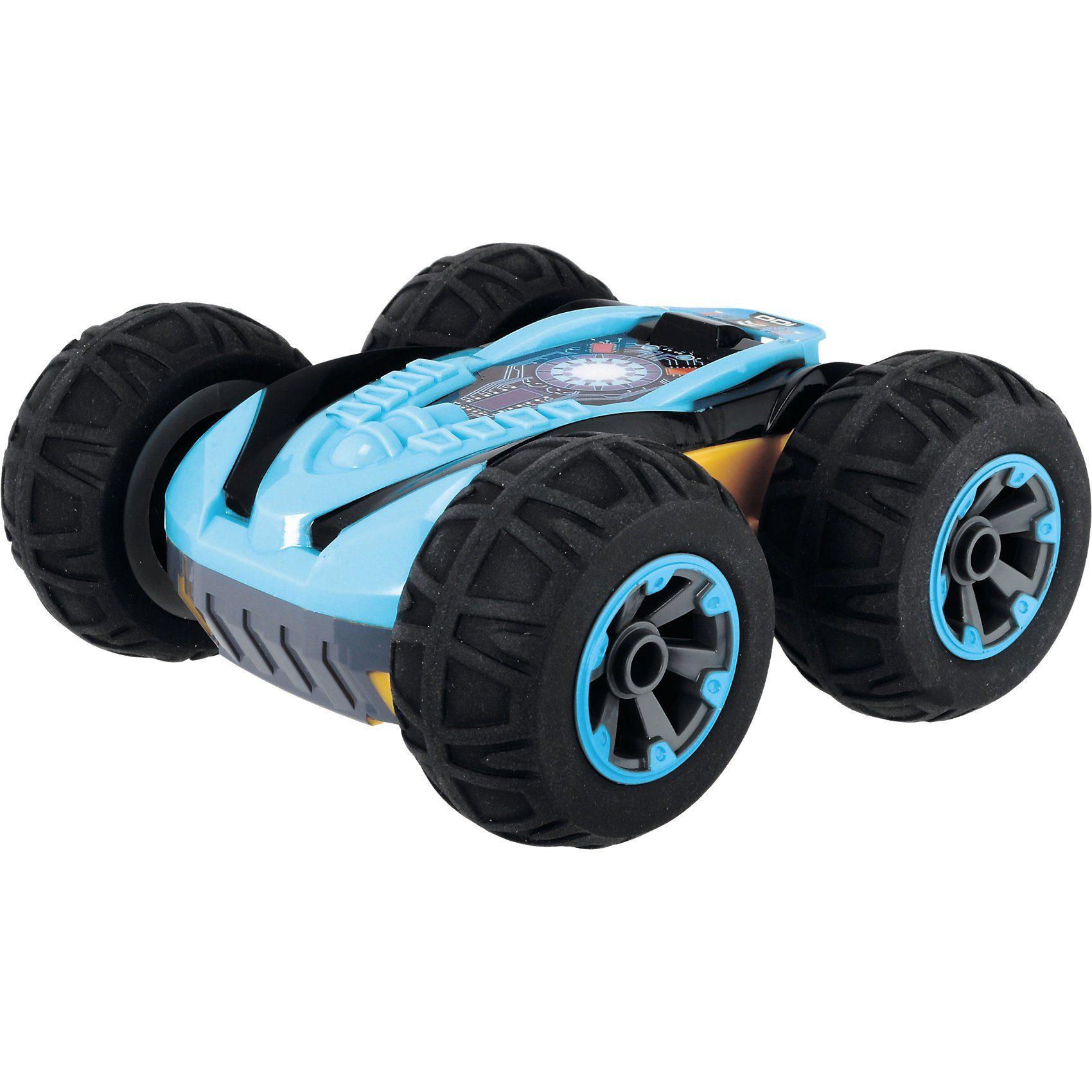Dickie Toys RC Fahrzeug Mini Basher 2.4 GHz Stuntfahrzeug