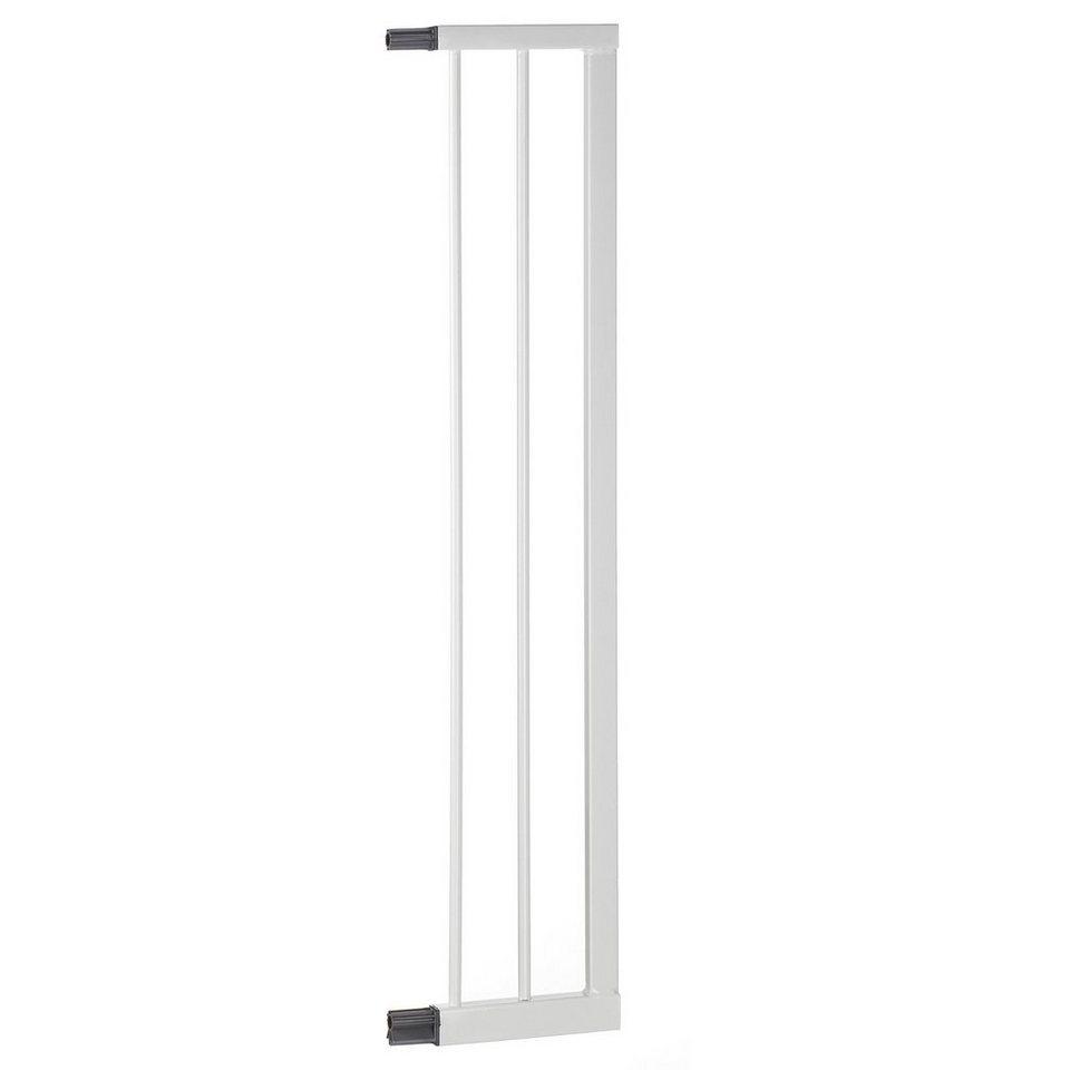 Geuther Verlängerungsset Easy Lock 16 cm in weiß Metall