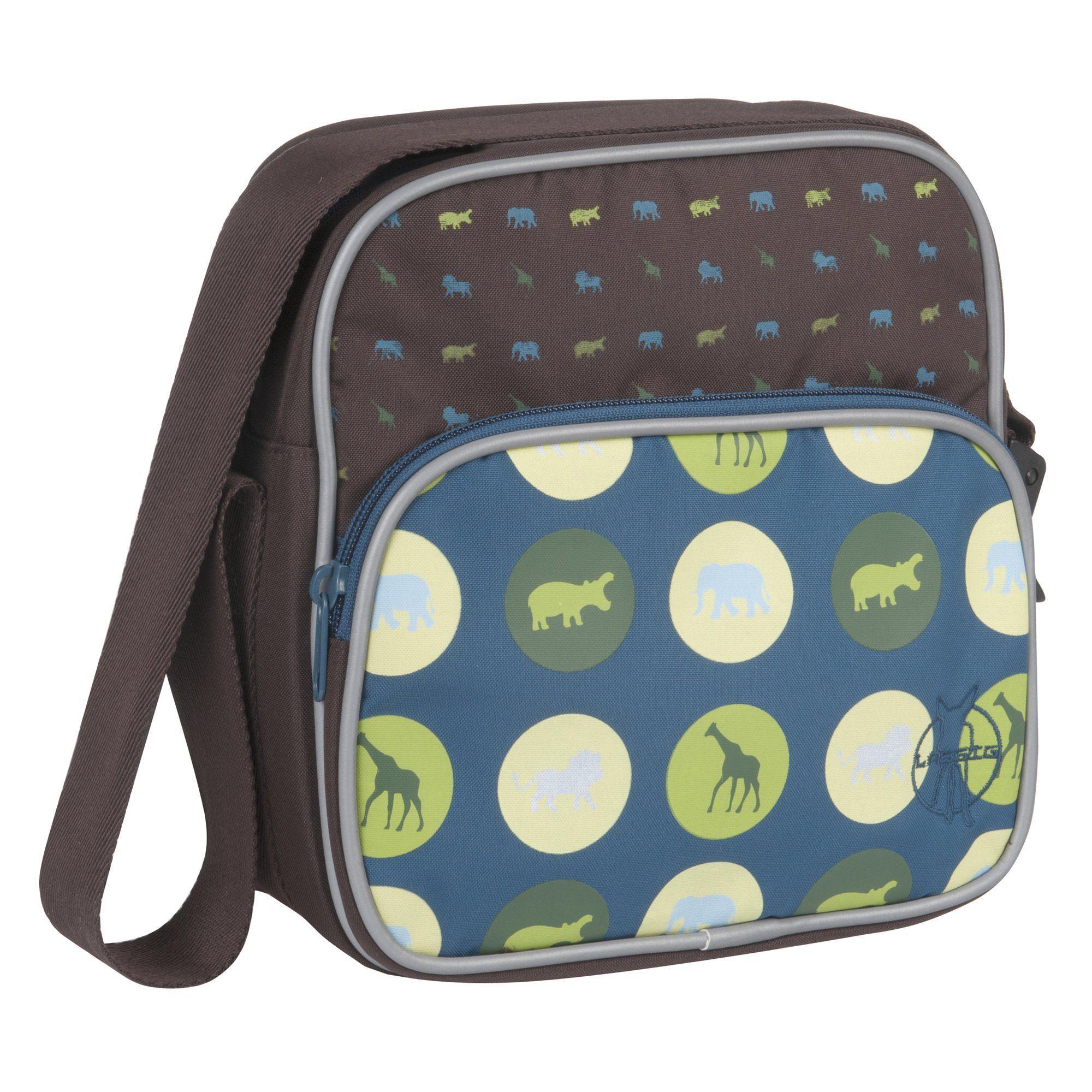 Lässig Kindergartentasche Mini Square Bag Savannah