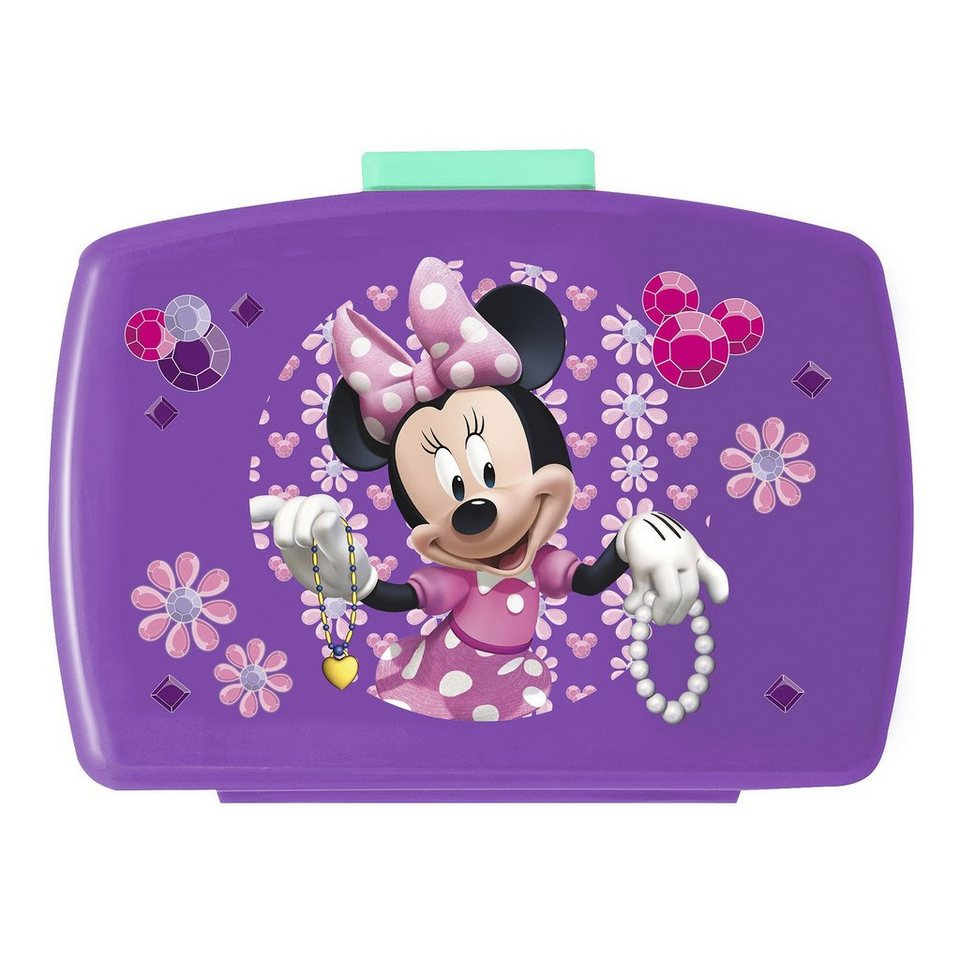 BABY-WALZ Brotdose mit Einsatz in lila