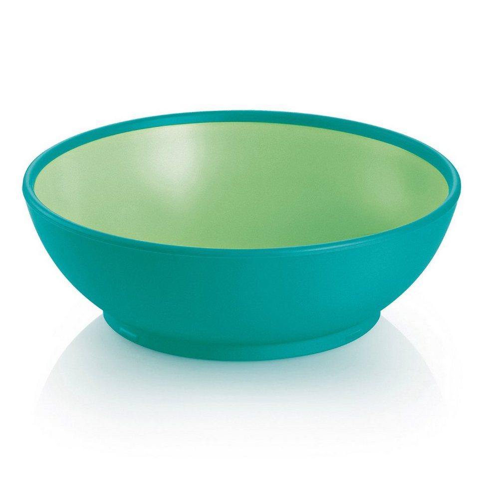 MAM Esslerngeschirr-Set Baby's Bowl & Plate in grün