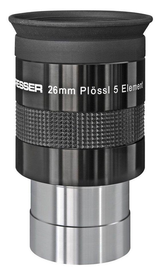 "BRESSER Teleskop »BRESSER 26mm Okular 60° 5 Elements 31.7mm/1.25""«"