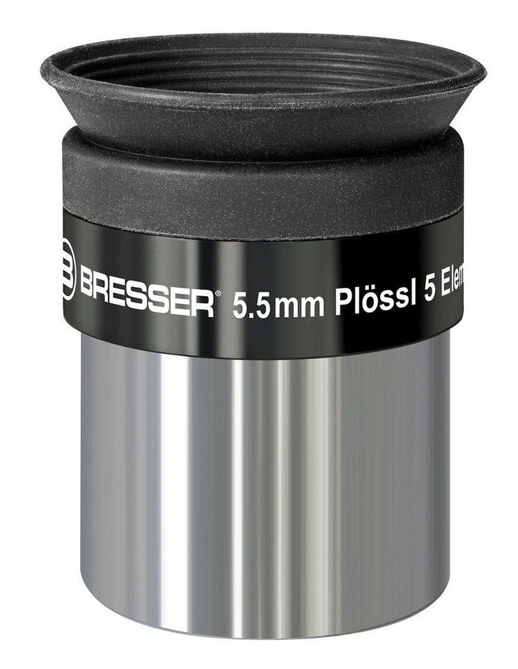 "BRESSER Teleskop »BRESSER 5,5mm Okular 60° 5 Elements 31.7mm/1.25""«"