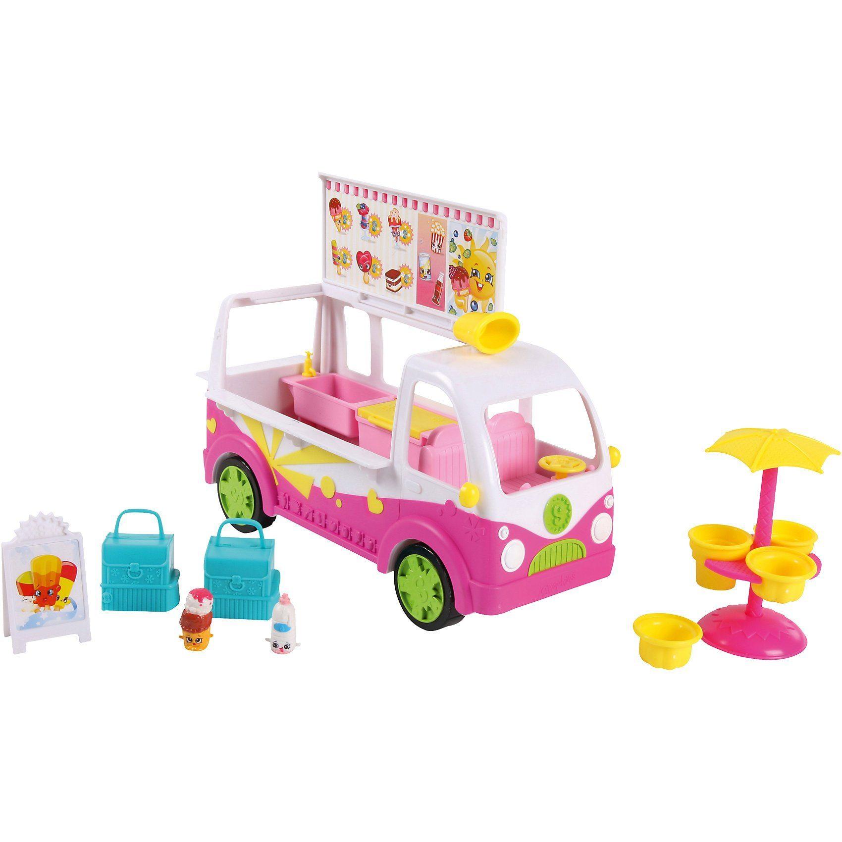 Giochi Preziosi Shopkins #3 Eiswagen