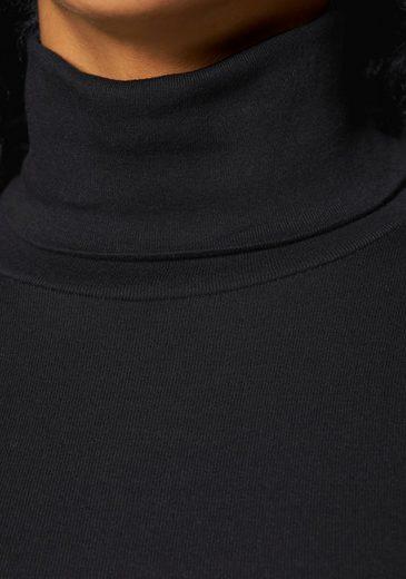 Boysen's Rollkragenshirt, aus reiner Baumwolle