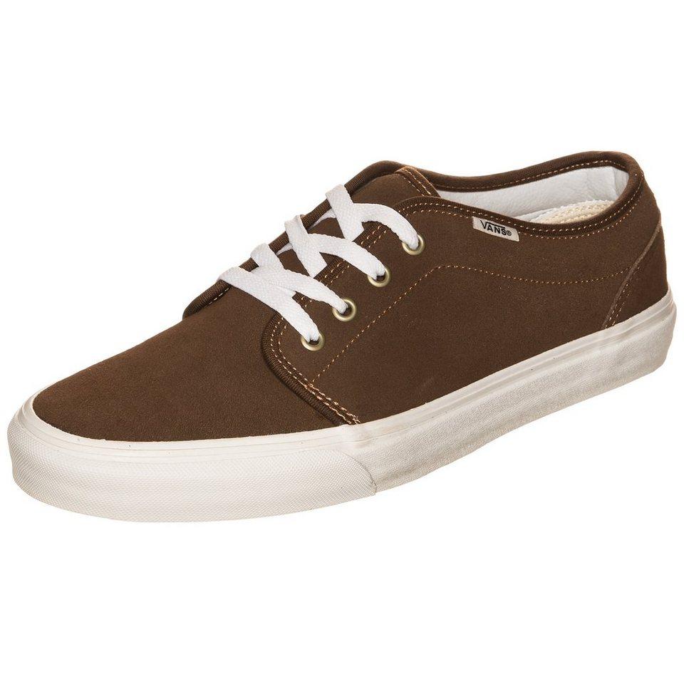 VANS 106 Vulcanized Sneaker Herren in braun / weiß