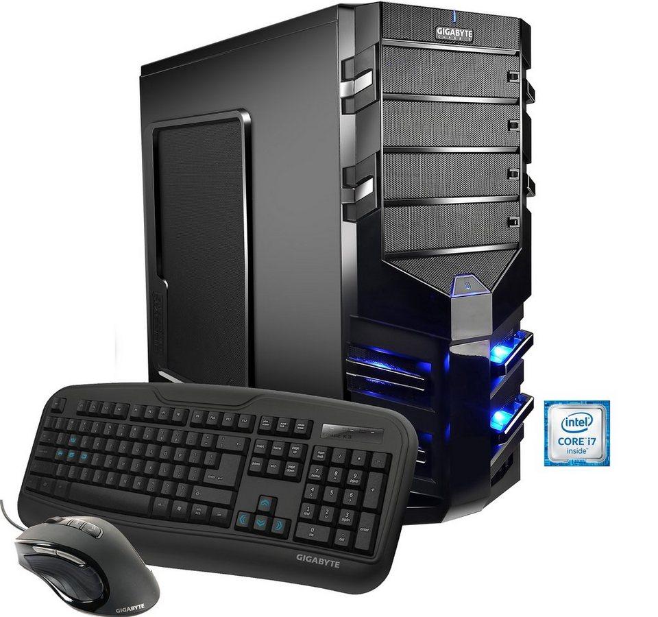 Hyrican Gaming PC Intel® i7-6700, GeForce GTX 960 4GB, Windows 10 »Alpha Gaming 4920«