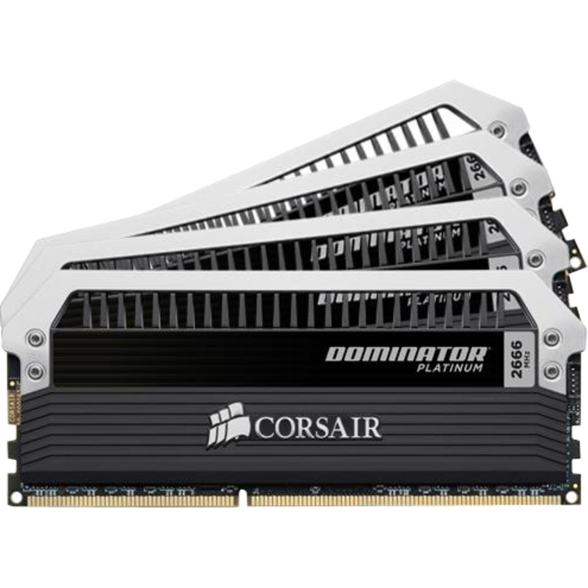 Corsair Arbeitsspeicher »DIMM 32 GB DDR3-1600 Quad-Kit«