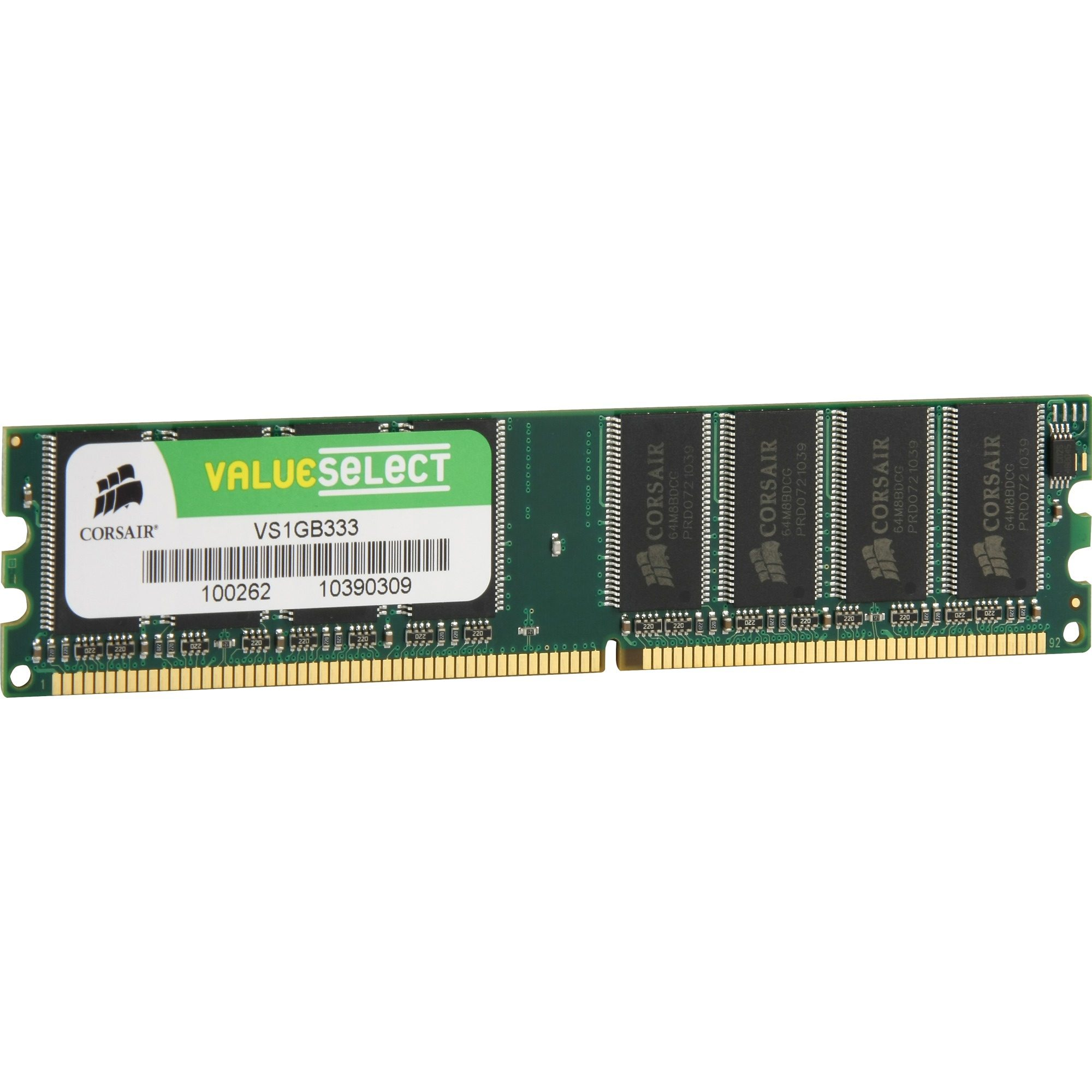 Corsair ValueSelect Arbeitsspeicher »DIMM 1 GB DDR-333«