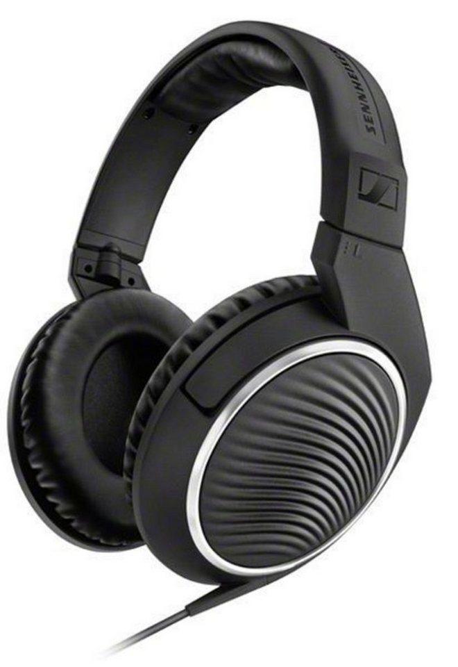 Sennheiser Kopfhörer »HD 461i für Apple-Geräte« in Schwarz-Silber