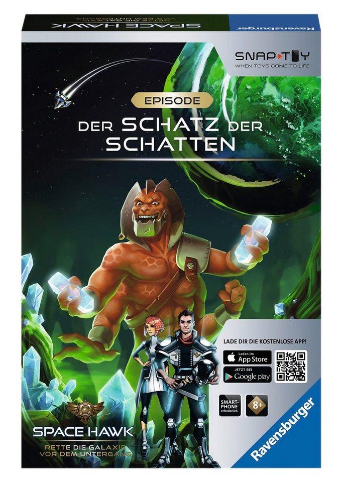 Ravensburger Hybrid Spielzeug , »Space Hawk Episode 1 - Schatz der Schatten«
