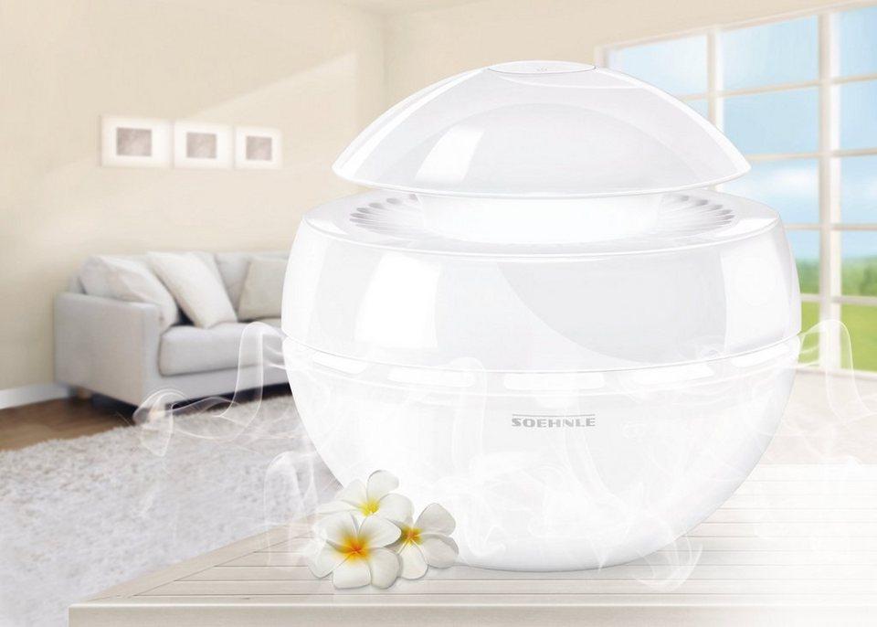 Luftbefeuchter »Airfresh« in weiß