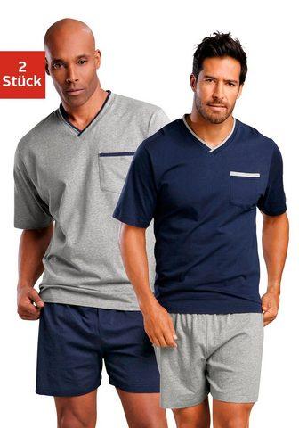 LE JOGGER ® pižama (2-tlg. 2 vienetai)