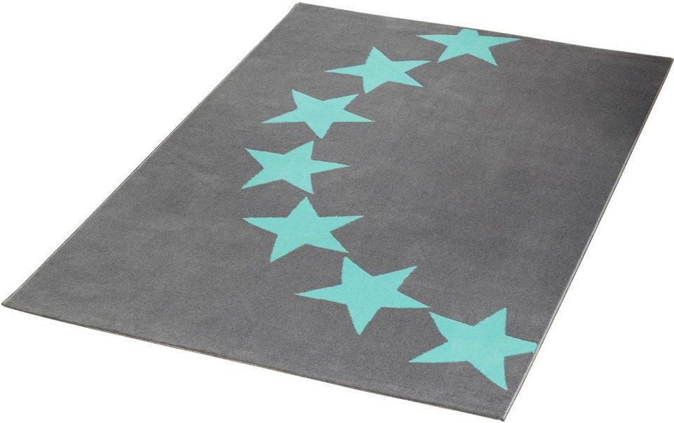 Teppich »Sterne 2«, HANSE Home, rechteckig, Höhe 9 mm online kaufen ...