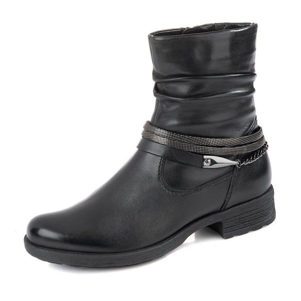 Gabor Comfort Stiefelette in schwarz