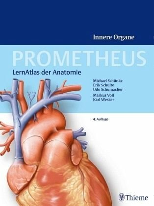 Gebundenes Buch »PROMETHEUS Innere Organe«
