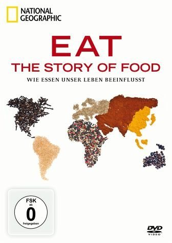 DVD »National Geographic - Eat: The Story of Food -...«
