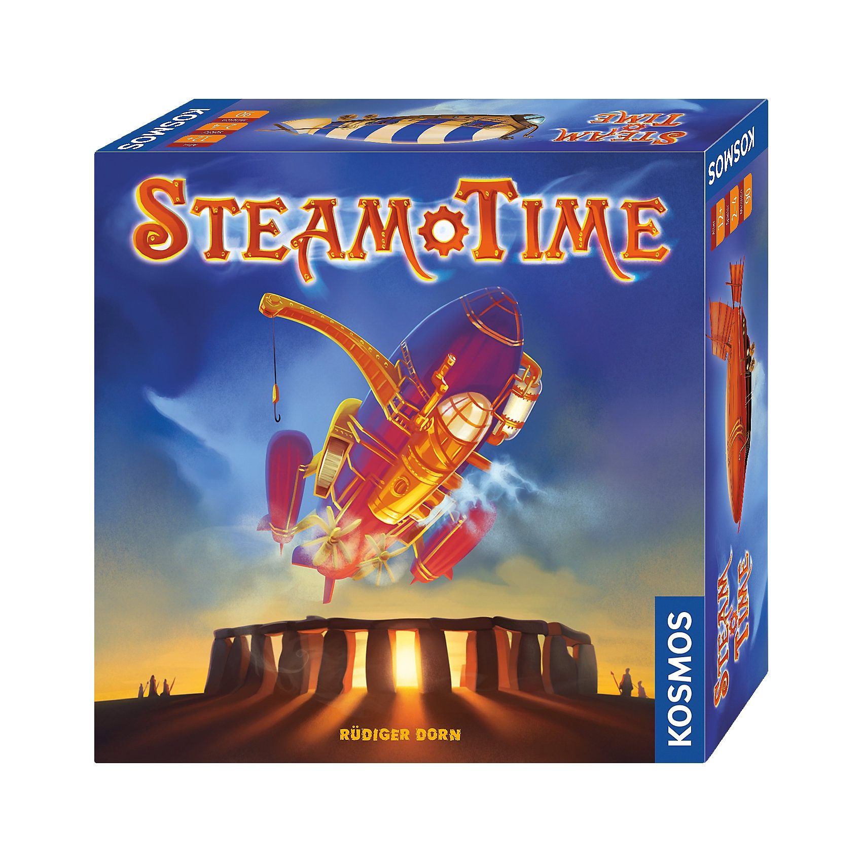 Kosmos Steam Time