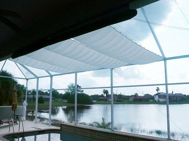 Sonnensegel »silbergrau in 3 Größen« in grau