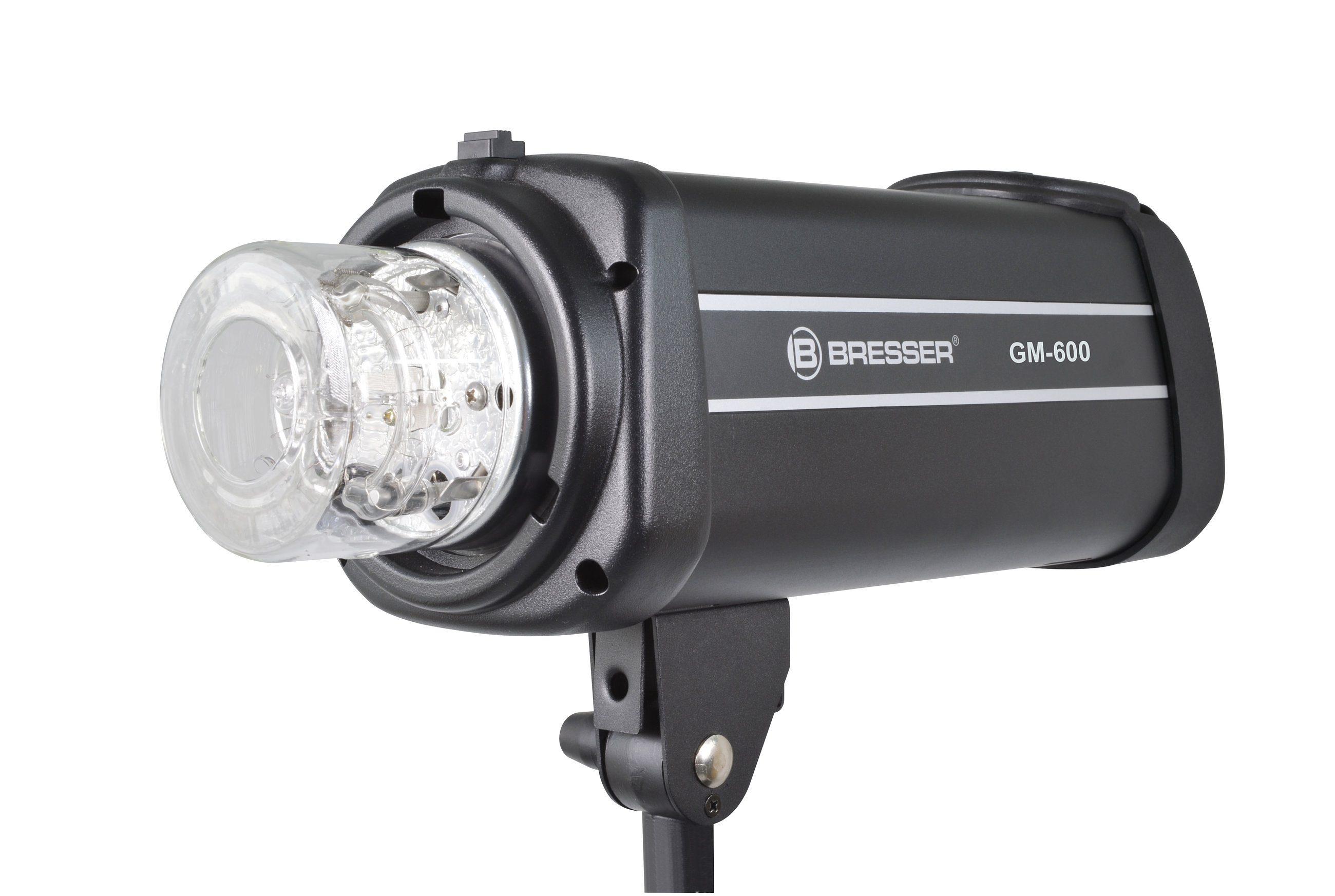BRESSER Fotostudio »BRESSER GM-600 digitaler Studioblitz«