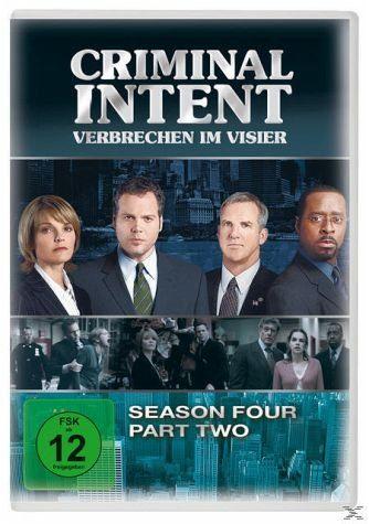 DVD »Criminal Intent - Verbrechen im Visier, Season...«