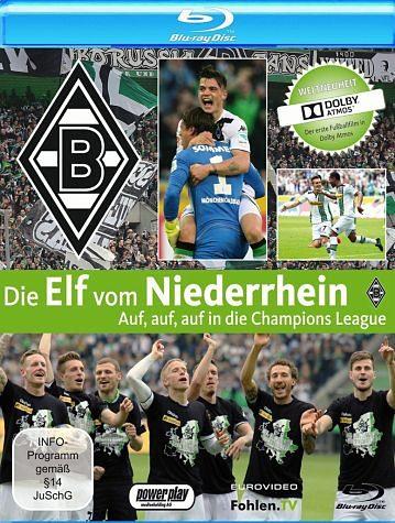 Blu-ray »Die Elf vom Niederrhein«