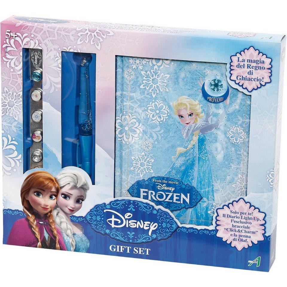 Giochi Preziosi Disney Eiskönigin Geschenkset 3 tlg