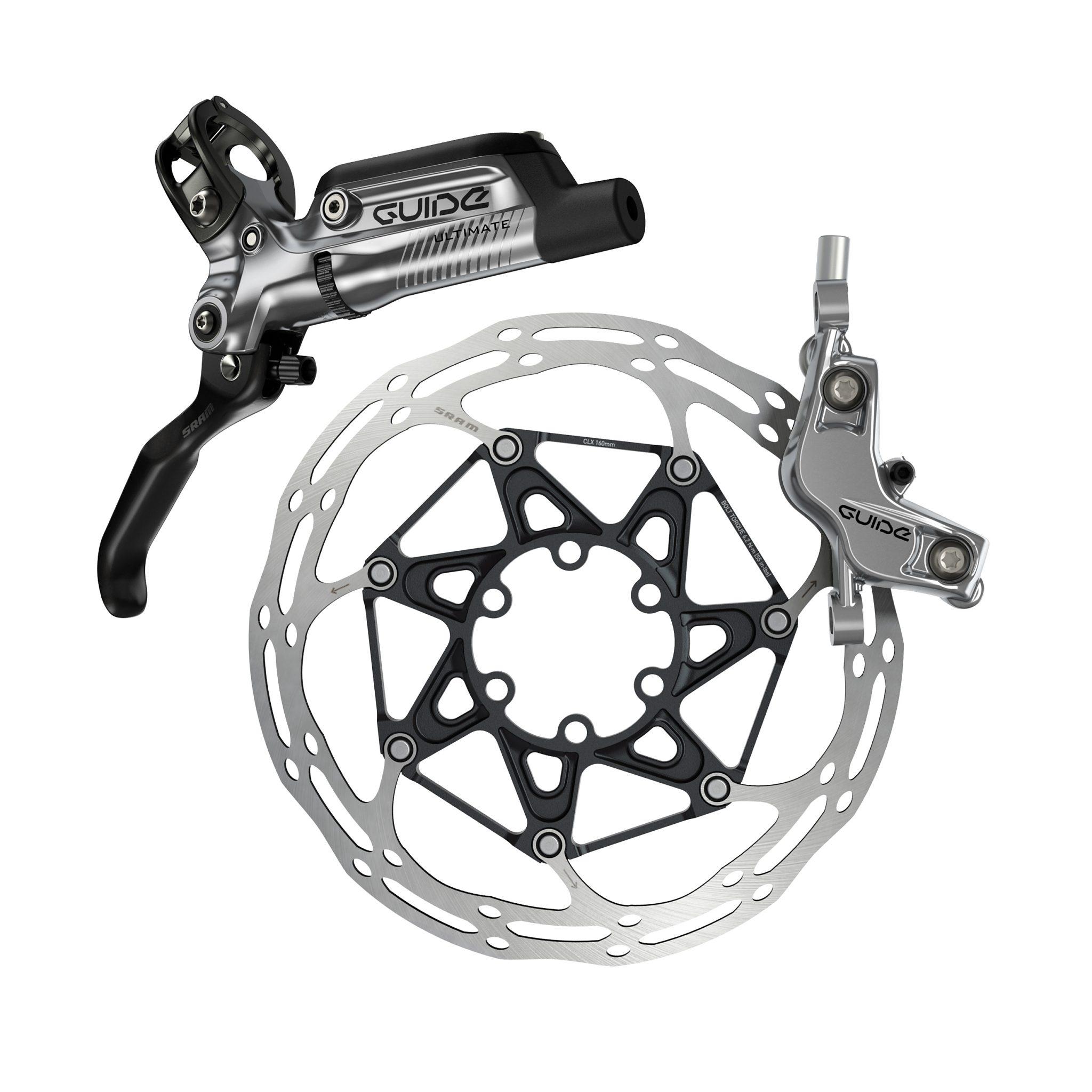 SRAM Scheibenbremse »Guide Ultimate Scheibenbremse Vorderrad 900 mm«