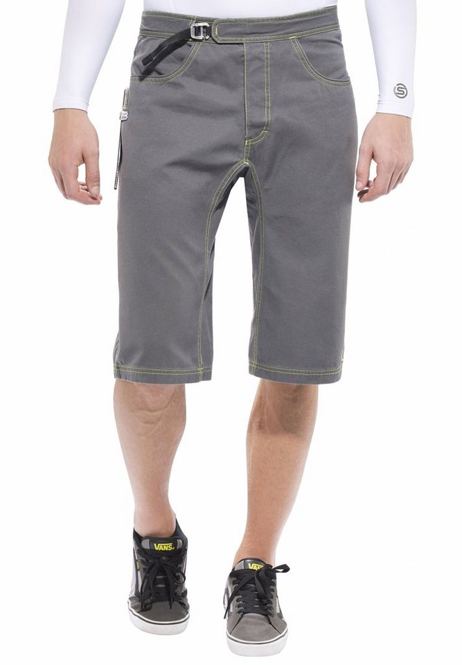 Edelrid Hose »Shorts Men« in grau