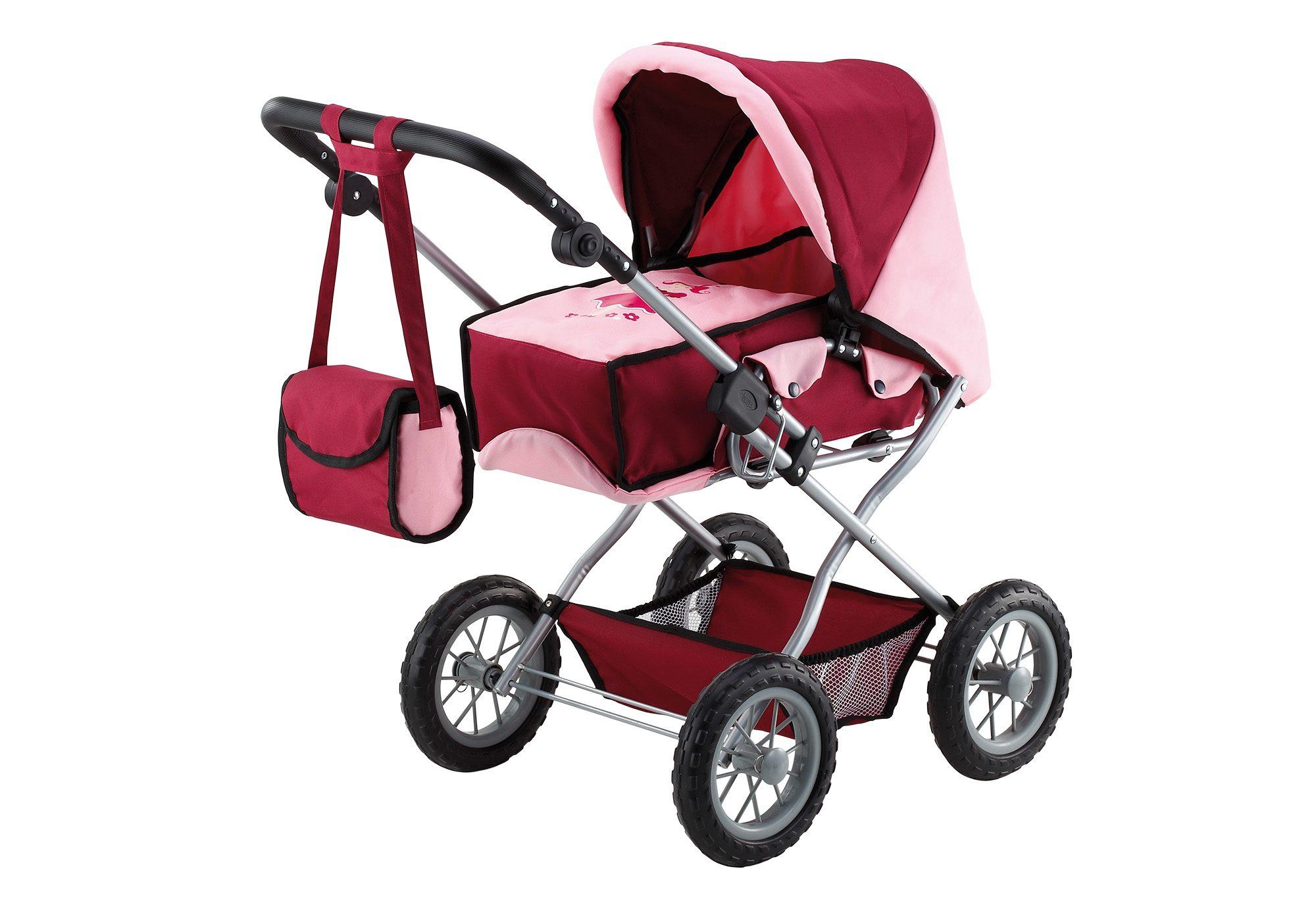 Bayer Design Kombi-Puppenwagen, »Grande, Prinzessin«