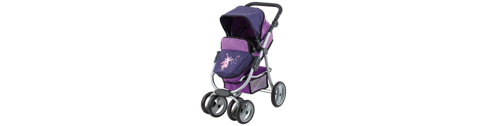 Bayer Design Puppenwagen, »Jogger Vario, Fee«