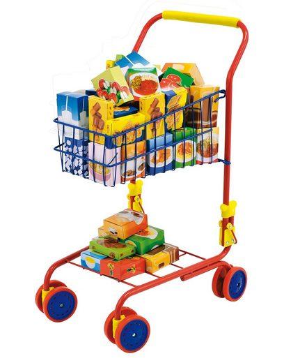 Bayer Spiel-Einkaufswagen