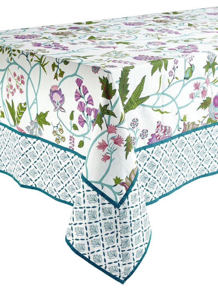 Tischdecke in bunt