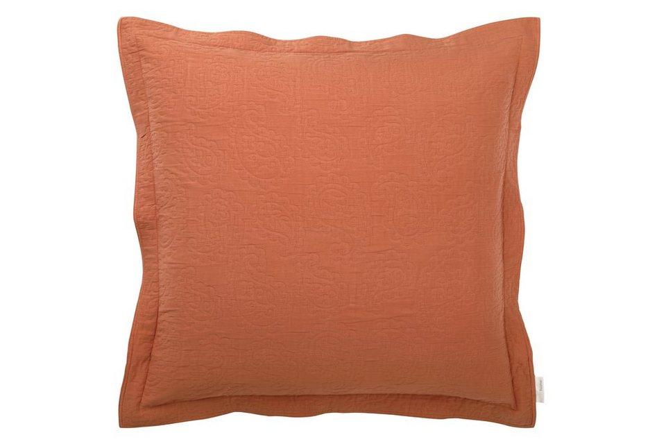 Kissenhülle in orange